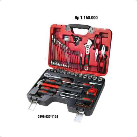 Mechanic Tool Kit 78PC Krisbow 10153195