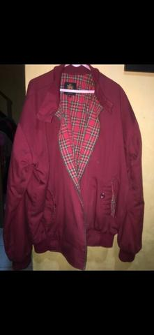 Jaket Harrington Redcalmer