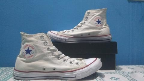 Converse Chuck Taylor All Star Hi White (Bekas)