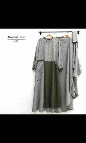 Al aud set by shafa jilbab