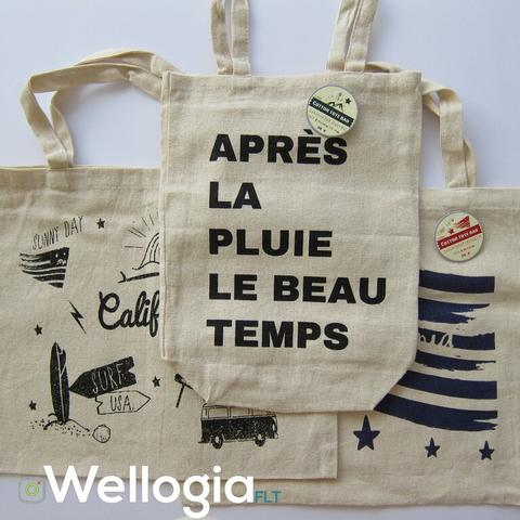 Tote Bag Canvas kekinian Orisinil Japan Merk CraftOne
