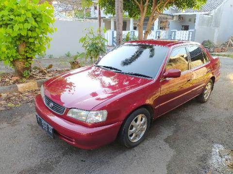 New Corolla SEG 1.8 AE112 Matic Tahun 1998 Good Condition Antik Juragan