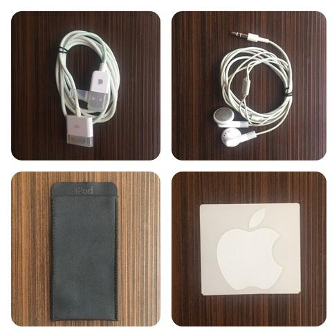Apple iPod Nano 1st gen 1GB Black colour (Wolfson Chipset Audio) - Fullset