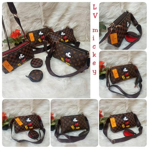Tas Louis Vuitton Mickey Mouse