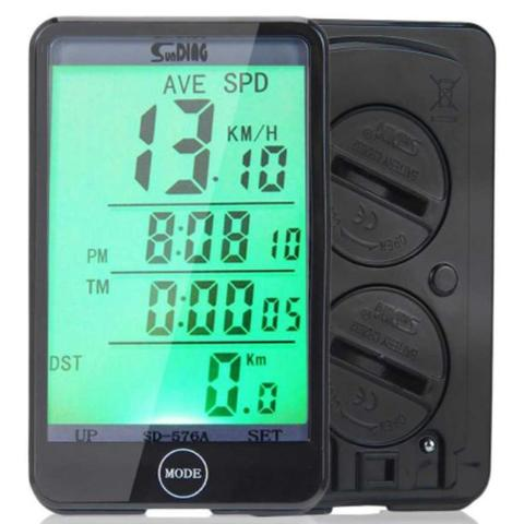 SunDing Speedometer Sepeda Touch LCD - SD-576A