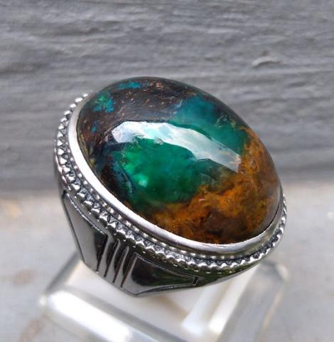 Natural Bacan Doko Antik 3 Warna