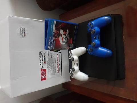 PS4 Slim 500GB Gopayless