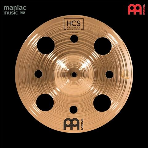 """Meinl HCSB12TRS (Cymbal, Trash Splash, 12"""", B8 Bronze, Made In Germany, Fast Accent)"""