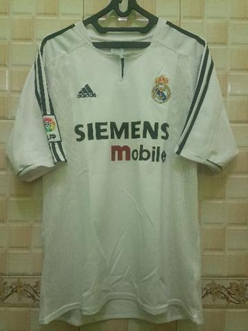 Jersey G.O Real Madrid 2004/2005