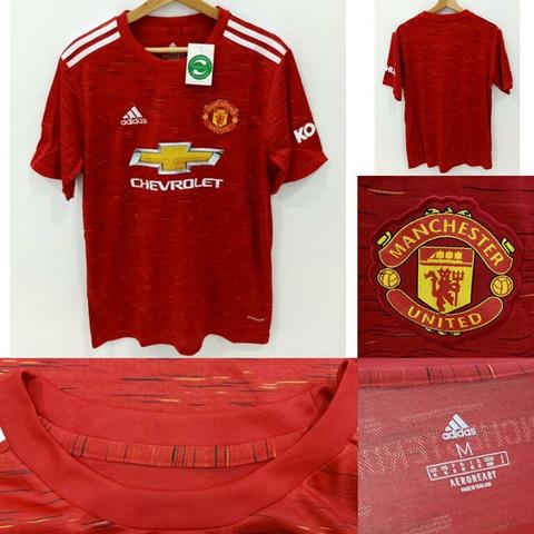 JERSEY MANCHESTER UNITED 2020-2021
