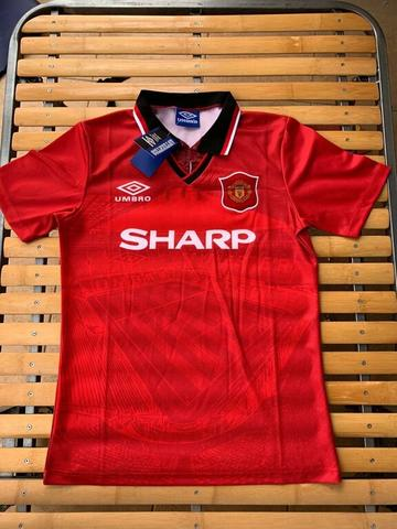 JERSEY MANCHESTER UNITED HOME 1994