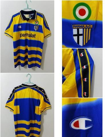 JERSEY PARMA HOME 2002