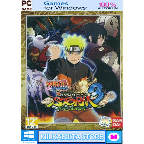 NARUTO SHIPPUDEN Ultimate Ninja STORM 3 Full Burst PC GAME