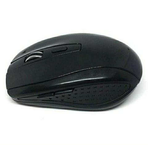 Gaming Mouse / Mouse Gaming Wireless Optical 2.4GHz - Black