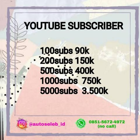 Youtube Subscriber Real Ama