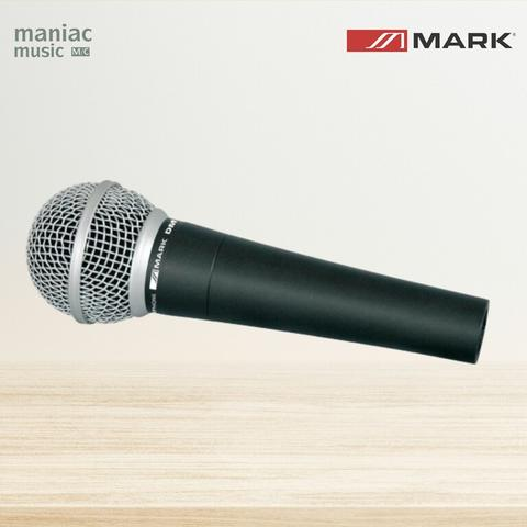 MARK DM 66 (Dynamic Microphone, Moving Coil, Uni Directional)