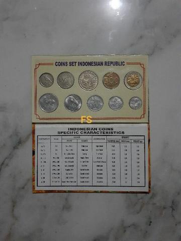Indonesian Coin