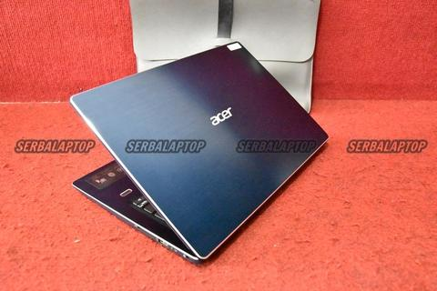 Laptop Acer Swift SF314-54G Core i7-8550U GeForce MX150 SSD 128GB Gaming Malang