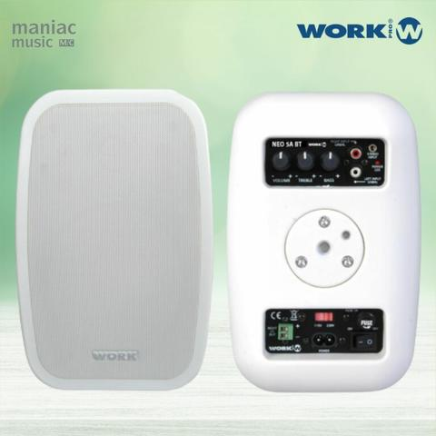 "WorkPro Neo 5A BT (Speaker, 5"", Bluetooth, IP 54, Sepasang, Pasif Aktif)"