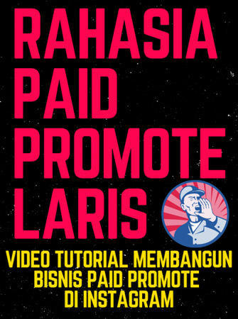 Rahasia Paid Promote Laris__