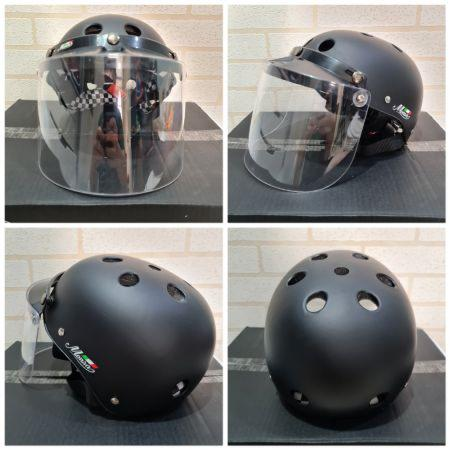 Helm Monsa Face Shield