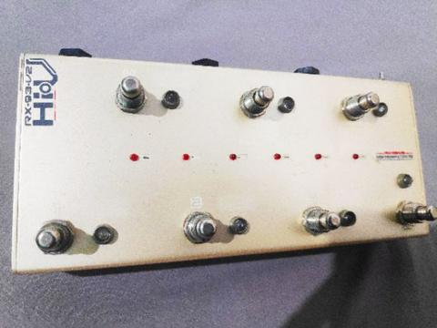 LOOP PEDAL SWITCHER BY GFI SYSTEM