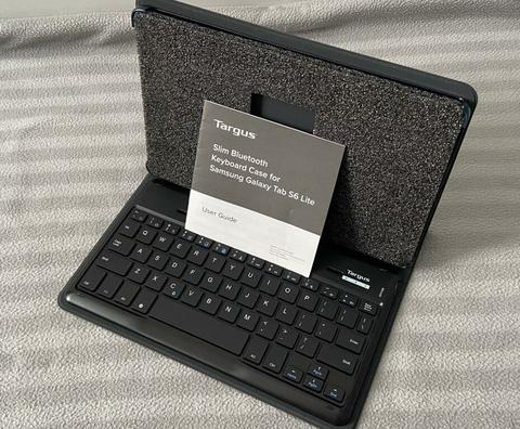 Targus Samsung Galaxy Tab S6 Lite Bluetooth Keyboard case SEIN Original