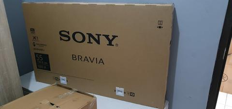 SONY UHD SMART ANDROID BLACK KD-55X8000H