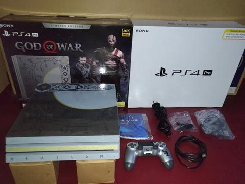 Sony PS4 PRO Limited Edition God Of War