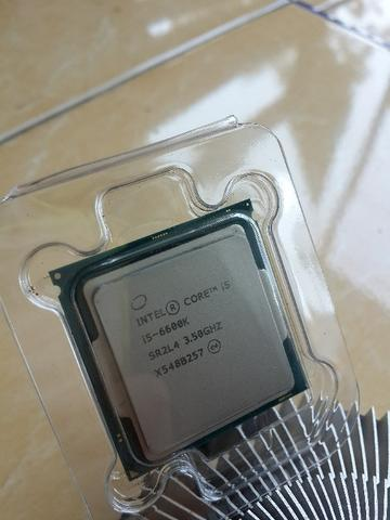 processor Core i5 6600k speed to 3.9Ghz Skylake