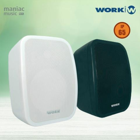 "WorkPro 5 IP Hitam (Speaker Pasif, 5"" Speaker, Indoor Outdoor, IP65, 1 Pasang)"