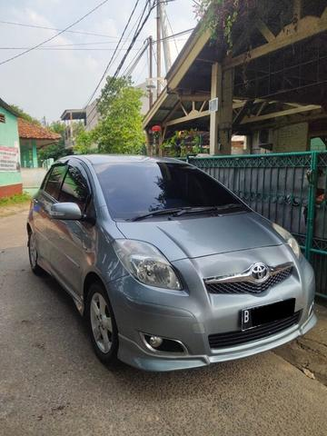 TOYOTA YARIS TYPE S limited AUTOMATIC THN 2010
