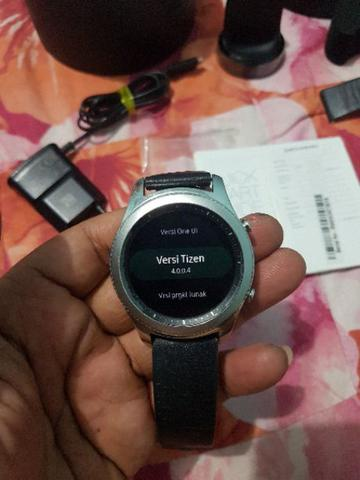 Jam watch smartwatch SAMSUNG Gear S3 Classic 46 mm Original SEIN