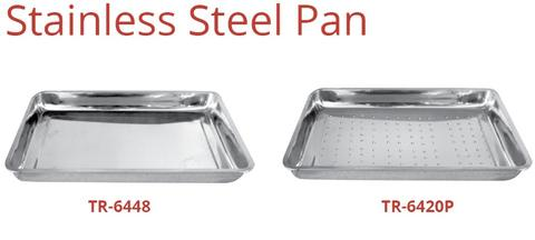STAINLESS STEEL PAN (TR-6448)