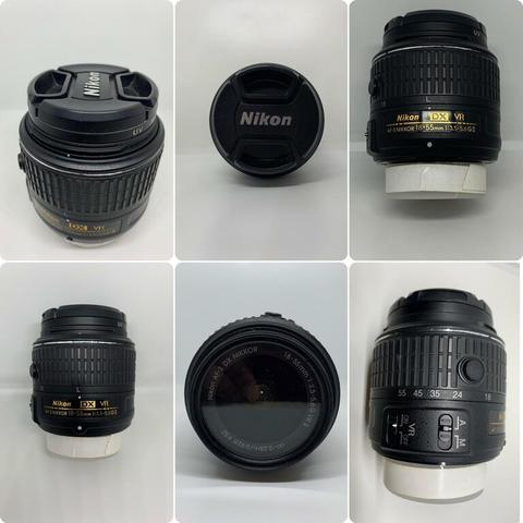 Jual Lensa Kit Nikon 18-55mm