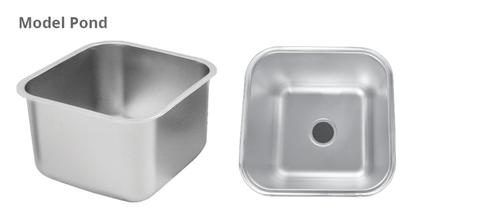S/S BOWL SINK (A-4530)