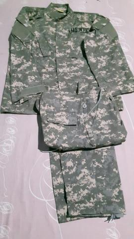 Battle Dress Uniform Digital Camouflage