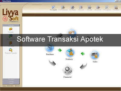Software Apotek Custom
