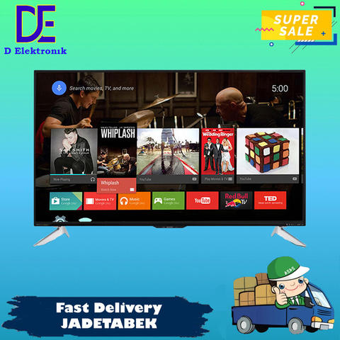 Promo Led Tv Sharp 45 Inch LC-45UA6800X LC45UA6800X UHD 4K Android TV