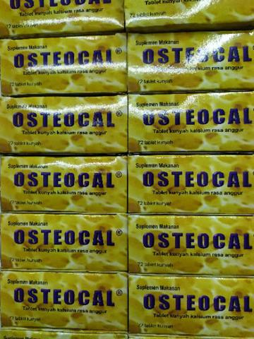 OSTEOCAL TABLET