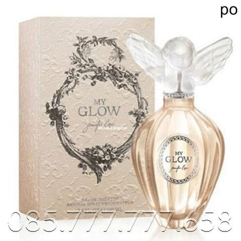 Parfum Original Jennifer Lopez My Glow For Women EDT 100ml GARANSI