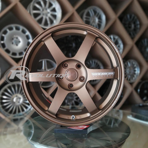 Rays TE37 SAGA Velg Forged Original 18-8.5 +42 5-114.3