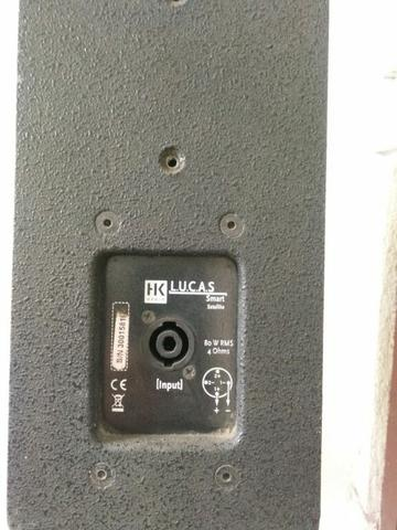 HK AUDIO LUCAS SMART ACTIVE PA SYSTEM Good Condition Made in Germany