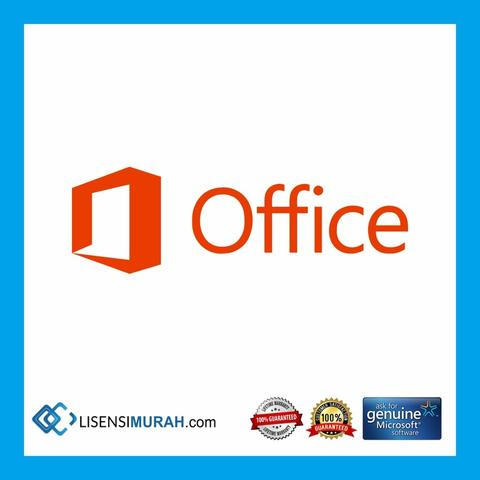 Lisensi Original Office 2013 Professional Plus Aktivasi Online