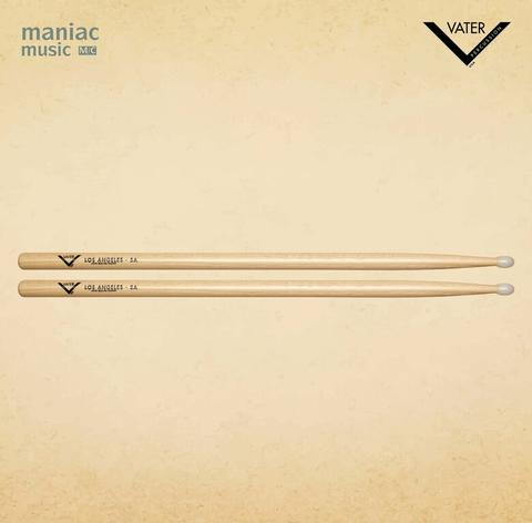Vater VH5AN (Stick Drum, Los Angeles, 5A, Nylon Tip, Well Balanced, Fast Attack)