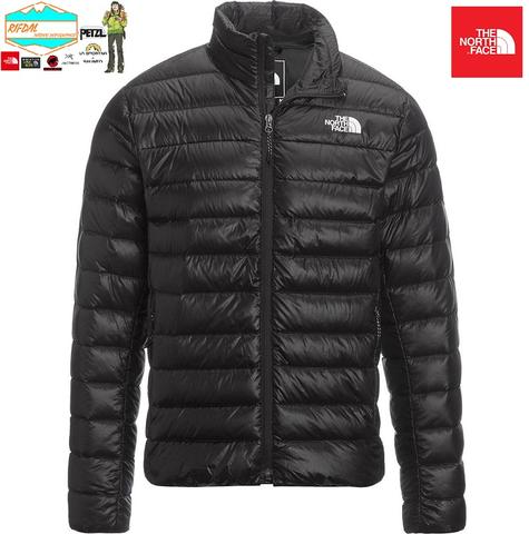 TNF THE NORTH FACE MENS SIERRA PEAK DOWN FILL POWER 800 SIZE S DAN M TNF BLACK