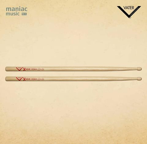 Vater VXD5AW (Stick Drum, Xtreme Design, 5A, Hickory, Solid Feel, Wood Tip)