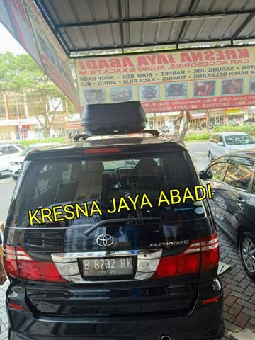 ROOF BOX ALPHARD