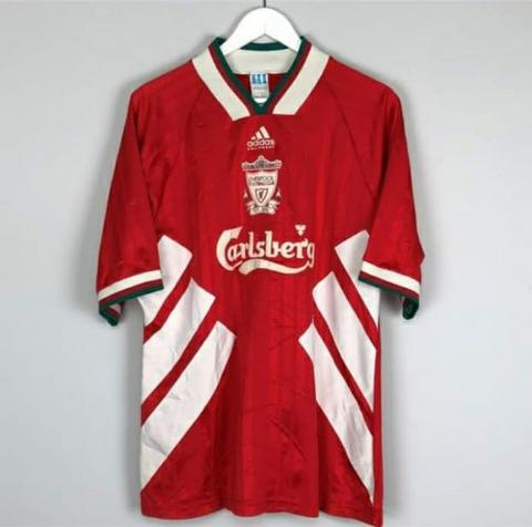 JERSEY LIVERPOOL HOME 1996