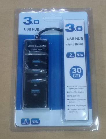 USB Hub 4Port USB3 Super Speed